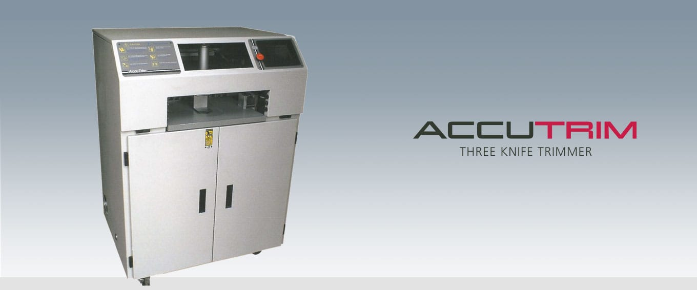 Accutrim On Demand Book Trimmer