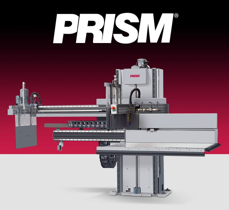 PRISM Automatic Paper Unloader standard size