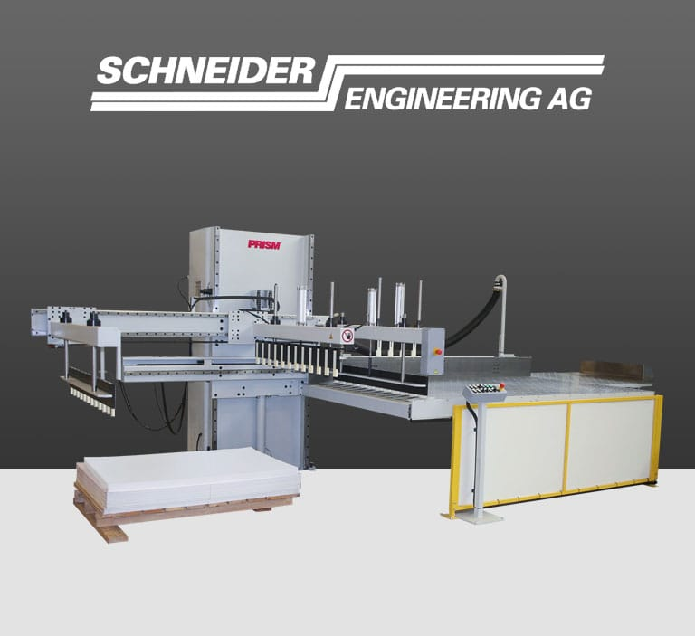 Schneider Engineering Large Format Automatic Paper Unloader
