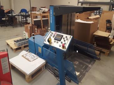 Used Albo Pile Turner Albo Pile Turner Machine
