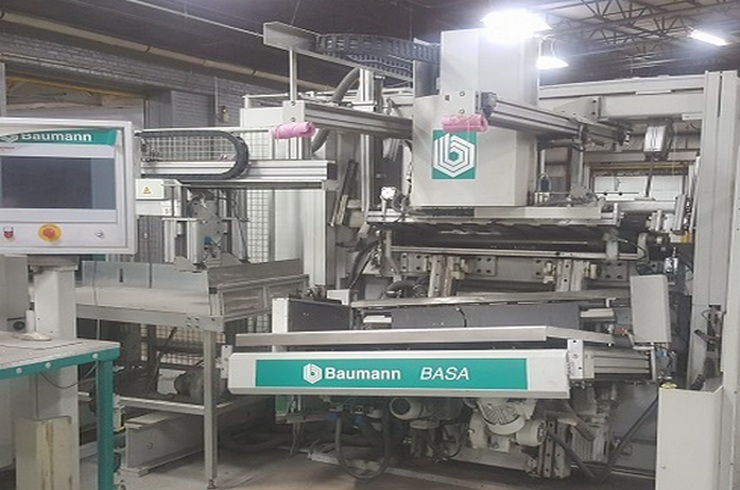 "Used Perfecta 52"" Perfecta 132 Cutting System Thumnail Photo Two"