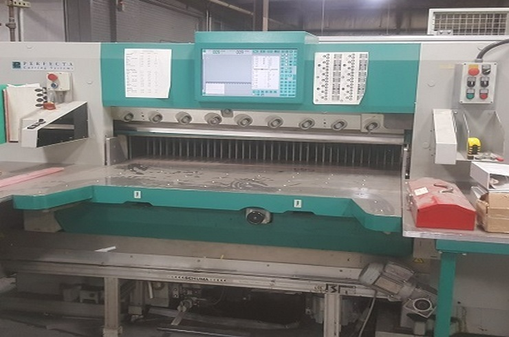 "Used Perfecta 52"" Perfecta 132 Cutting System Thumnail Photo One"