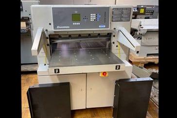 "Used 30"" Challenge Paper Cutter XD Machine"