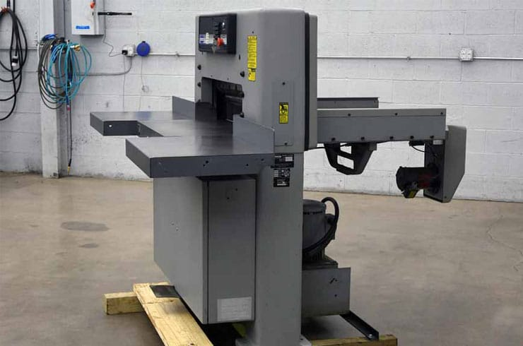 """Used Challenge 30"""" MPX Paper Cutter Thumnail Photo Two"""
