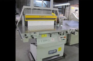 Used Knorr Jogger RLA-3 Jogger Machine