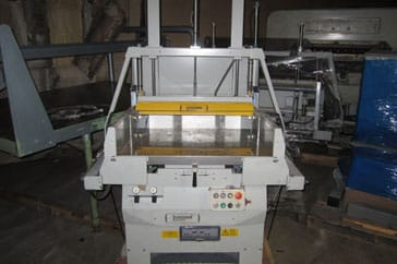 Used Knorr Jogger RLA-3P Jogger Machine