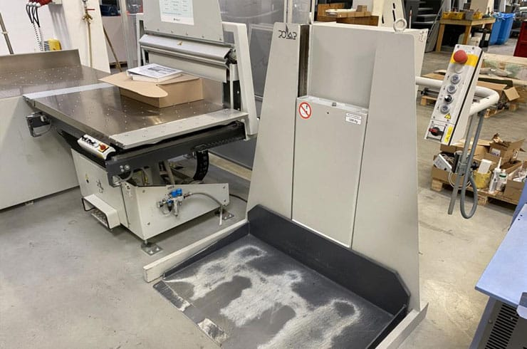 "Used Polar 45"" 115 N - AT Cutting System Thumnail Photo Two"