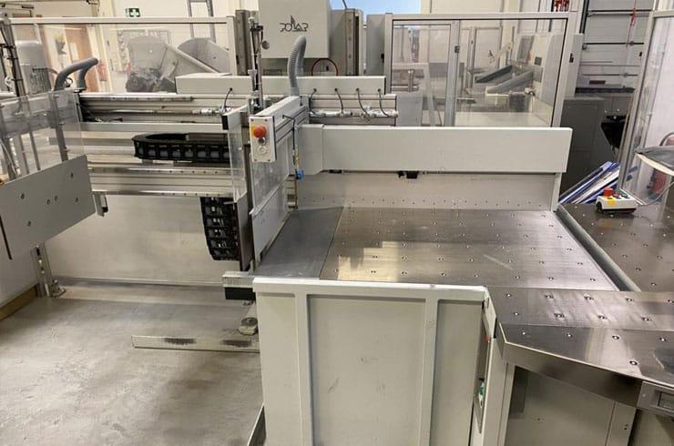 "Used Polar 45"" 115 N - AT Cutting System Thumnail Photo Three"