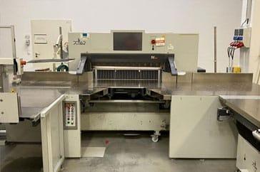 """Used 45"""" Polar Cutting System 115 N - AT Machine"""