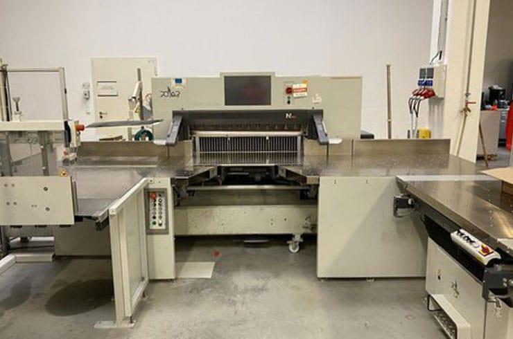 """Used Polar 45"""" N115- AT Cutting System Machine"""