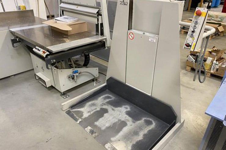 "Used Polar 45"" N115- AT Cutting System Thumnail Photo Three"
