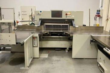 """Used 45"""" Polar Cutting System N115- AT Machine"""
