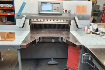 """Used 45"""" Polar Cutting System 115 XT Machine"""