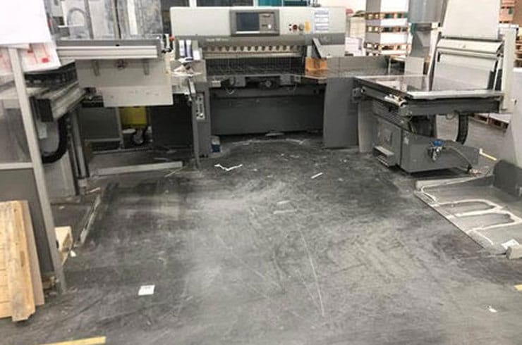 "Used Polar 54"" 137 X Plus Cutting System Thumnail Photo Two"