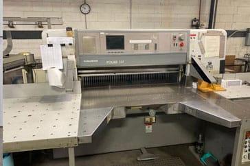 """Used 54"""" Polar Cutting System ED Machine"""