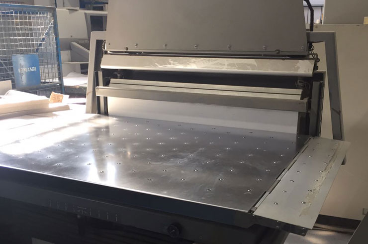 """Used Polar 61"""" 155 ED Cutting System Thumnail Photo Two"""