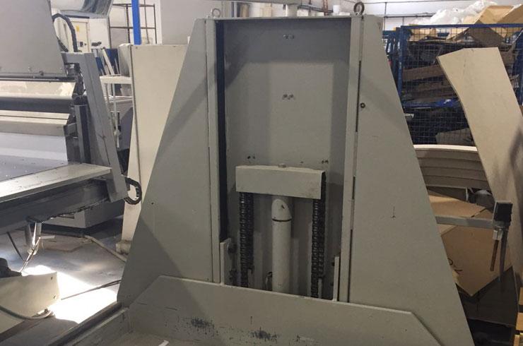 "Used Polar 61"" 155 ED Cutting System Thumnail Photo Three"
