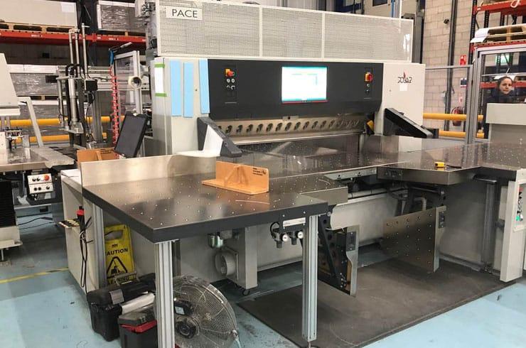 """Used Polar 69"""" 176 N Plus Cutting System Machine"""