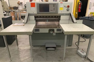 "Used 30""  Paper Cutter 78 X Machine"