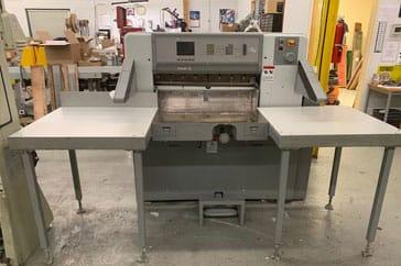 """Used 30"""" Polar Paper Cutter ED Machine"""