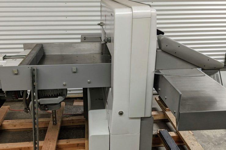 "Used Polar 30.7"" Polar Paper Cutter Thumnail Photo Three"