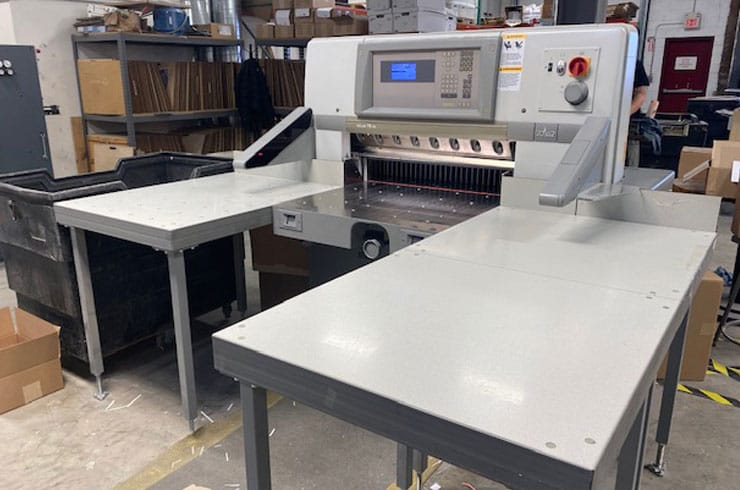 """Used Polar 30"""" 78 XS Paper Cutter Thumnail Photo Two"""