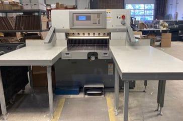 """Used 30"""" Polar Paper Cutter 78 XS Machine"""
