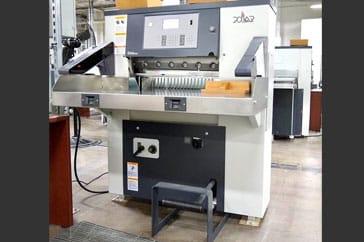 "Used 26"" Polar Paper Cutter D 66 ECO Machine"