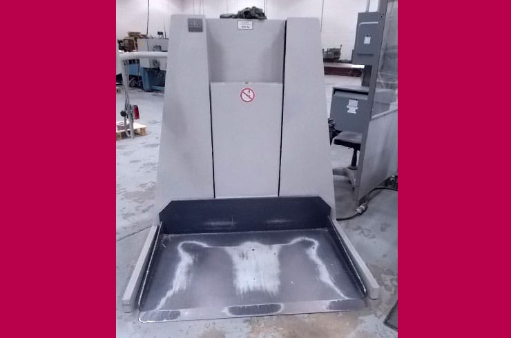 "Used Polar 45"" 115 ED Cutting System Thumnail Photo Three"