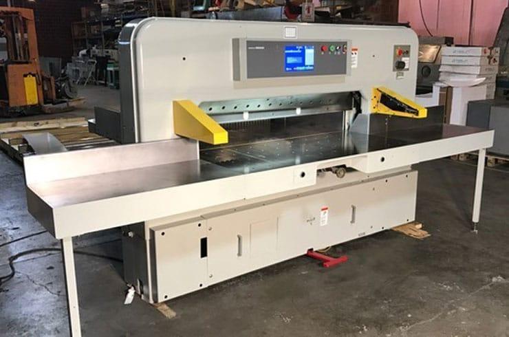 """Used Polar 61"""" 155 EMC Paper Cutter Machine"""