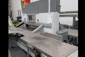"""Used 54"""" Polar Cutting System 137 Autotrim Cutting Line Machine"""
