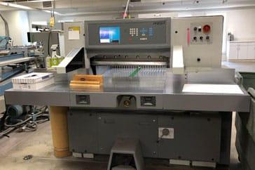 "Reconditioned 30"" Prism Paper Cutter 78 Machine"