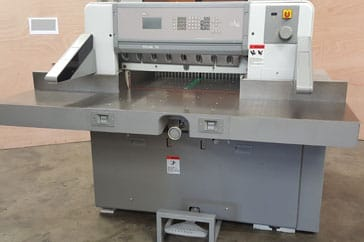 "Used 30"" Polar Paper Cutter 78ES Machine"