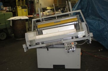 Used Polar Jogger RAB-5 Machine
