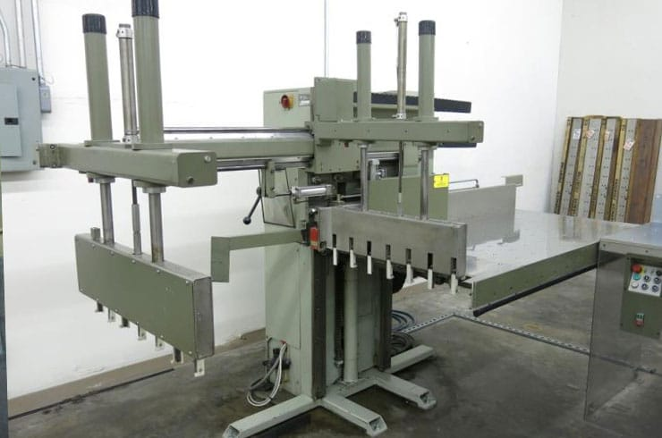 "Used Polar ""  Unloader Machine"