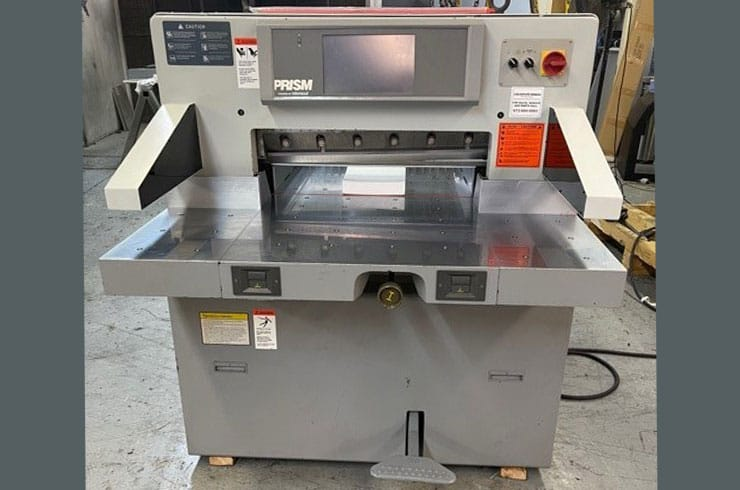 """Used Prism 27"""" PC Paper Cutter Thumnail Photo Three"""