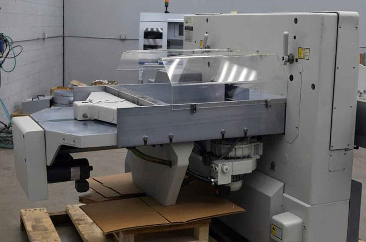 """Used Prism 36"""" P92 Paper Cutter Thumnail Photo Three"""