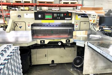 "Used 54"" Saber Cutting System S137 Machine"