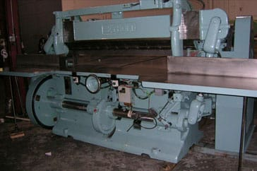 "Used 65"" Harris Seybold Paper Cutter 65 12Z Machine"