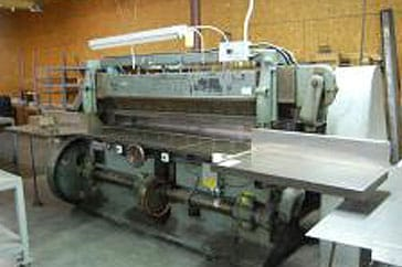 "Used 75"" Harris Seybold Paper Cutter 75 10Z  Machine"