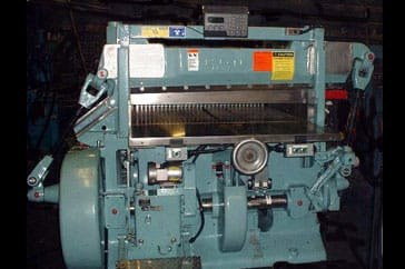 "Used 51"" Harris Seybold Paper Cutter 51 CF Machine"