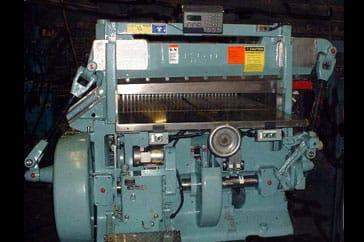 """Used 51"""" Harris Seybold Paper Cutter 51 CF Machine"""