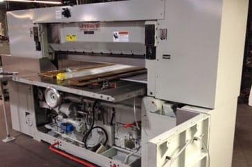 """Used 65"""" Harris Seybold Paper Cutter 65 CJ Machine"""