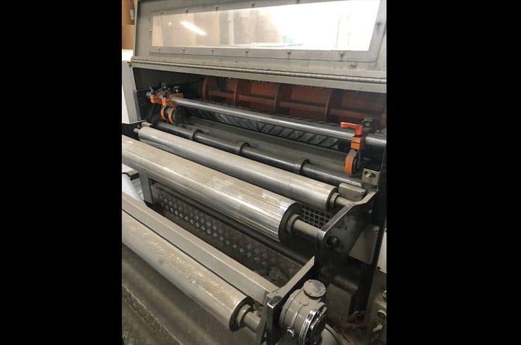 """Used SHM 55"""" 1400 DK  Machine"""