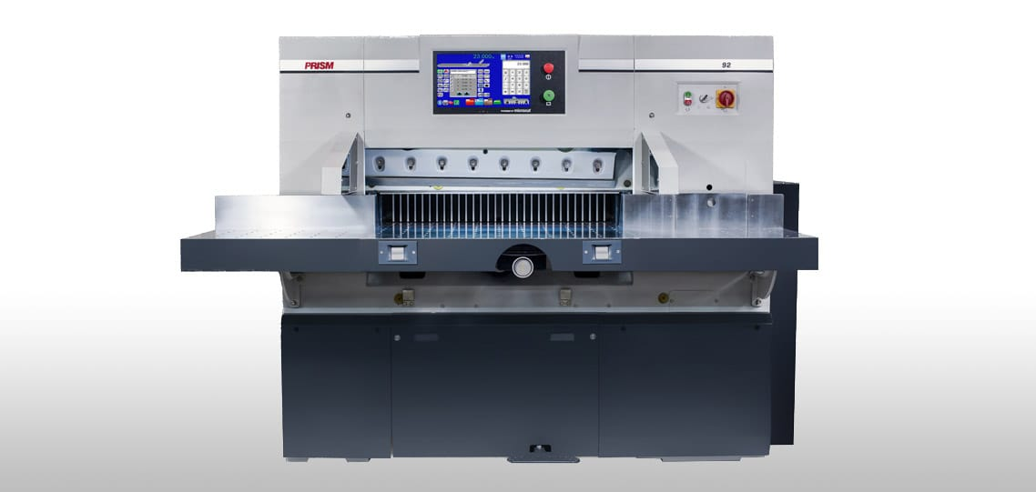 HP Direct to Finish automation will integrate with Colter & Peterson paper cutters.