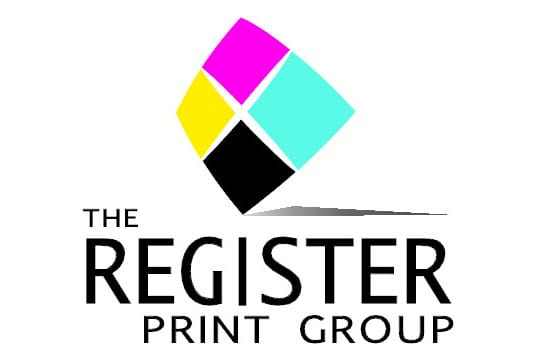 Register Print Group logo
