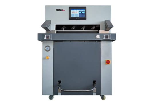 Microcut PLUS Cutter Control System at Print Expo