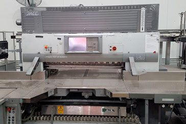 "Used 54"" Polar Cutting System Polar 137 XT-AT Pace System  Machine"
